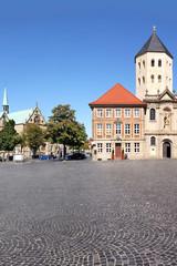 Gaukirche St. Ulrich und Dom in Paderborn