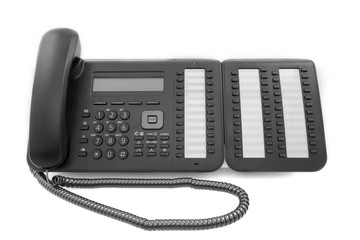 Telefonzentrale Telefonapparat mit extra Tasten