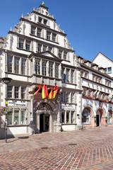 Historisches Haus im Zentrum von Paderborn