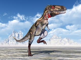 Dinosaur Nanotyrannus