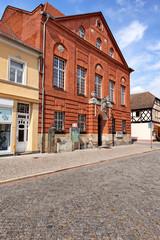 Historisches Haus in Tangermünde