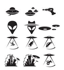 Ufo icons