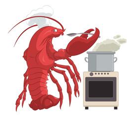 Lobster cooker