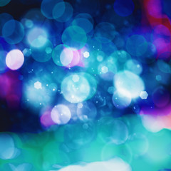 Abstract lights. Cool party and disco backgrounds for your desig