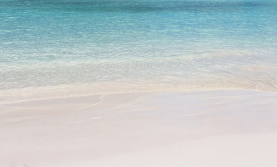 beach background sand Paradise white beach ocean calm water tranquil relaxing background copy space