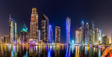 Stores à enrouleur Dubai Dubai Marina cityscape, UAE