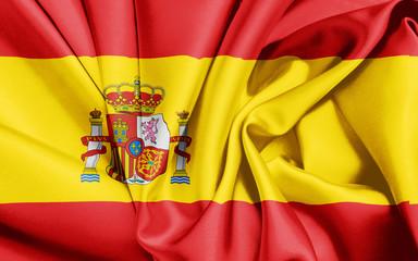 Spanien Flagge
