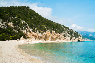 Cala Luna beach