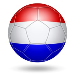 Soccer. World cup. Group B. Netherlands