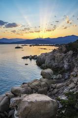 sunrise en Corse