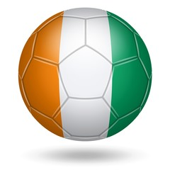 Soccer. World cup. Group C. Ivory Coast