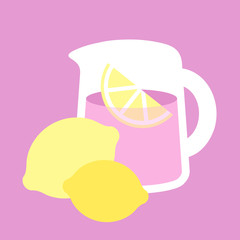 Pink Lemonade Graphic