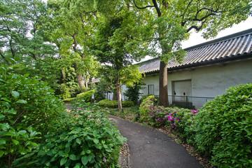 江戸城の富士見多聞