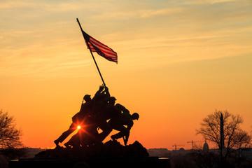 Iwo Jima Memorial Washington