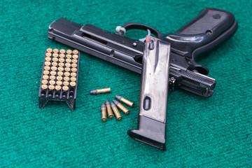 .22 pistol ammo pack magazine