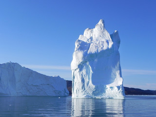 tower iceberg