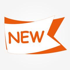 New Button Vektor