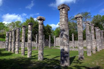 Chichén Itzá - Thousand Pillars