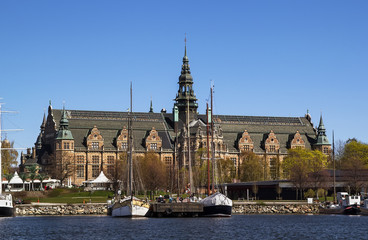 Nordic Museum, Stockholm