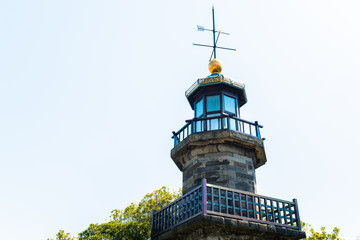 Top of the lighthouse