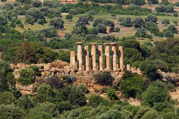 Agrigento Tempio di Ercole