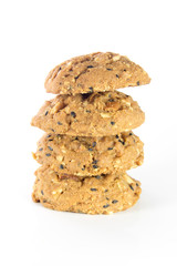 whole grain cookies