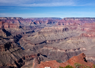 The Grand Canyon and the Colorado River