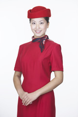 The image of beautiful woman in Asia