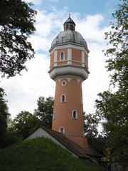 Wasserturm, Wahrzeichen