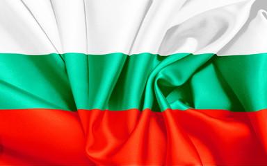 Bulgarien Fahne