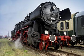 Dampflok 06747