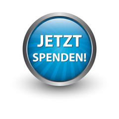 Jetzt spenden! - Button