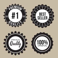 Collection of Premium Quality, 100%, retro vintage