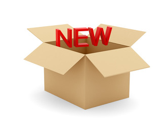 Box of New