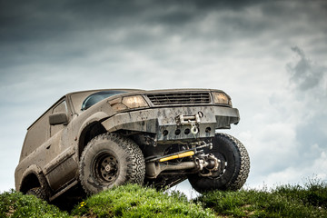 Off road car