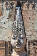 Big Buddha at Srichum Temple. Sukhothai Province, Thailand