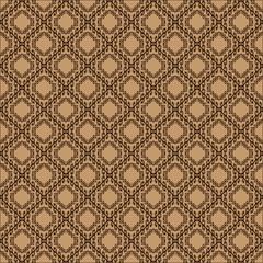 Brown seamless Wall Pattern