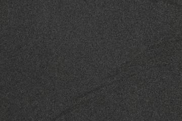 Black color sheet background.
