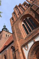 Südkapelle der Marienkirche in Wittstock/Dosse