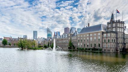Stock Photo - Dutch Parliament, Den Haag, Netherlands