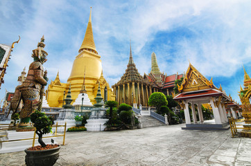 Papiers peints Edifice religieux Wat Phra Kaew Temple of the Emerald Buddha