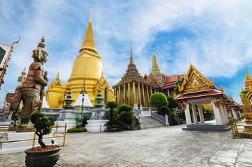 Wat Phra Kaew Temple of the Emerald Buddha