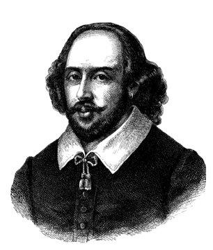 William Shakespeare - 16th century
