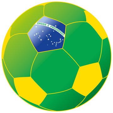 Fußball Brasilien | Brasilian Soccer Ball | Pelota de Brasil