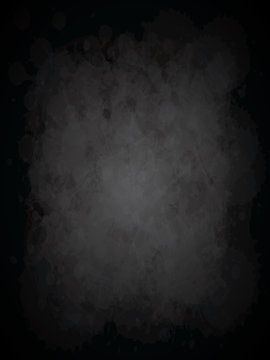 Grunge black photography background vector illustration