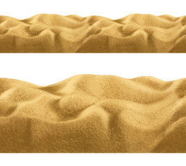 Sand, seamless vector