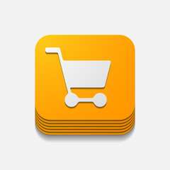square button: trolley