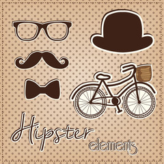 Hipster element collection