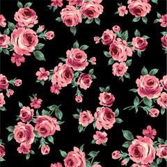 バラのパターン