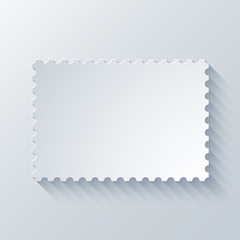 vector modern  postage background.